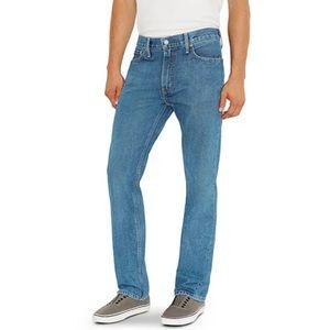 Levi's 514 Men's slim straight leg blue je…